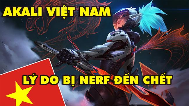 LMHT: Boy One Champ AKALI Việt Nam – Thế này bảo sao Riot Games không Nerf đến chết