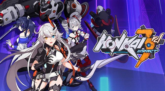 Honkai Impact 3 – ARPG chặt chém chuẩn anime sắp cập bến PC