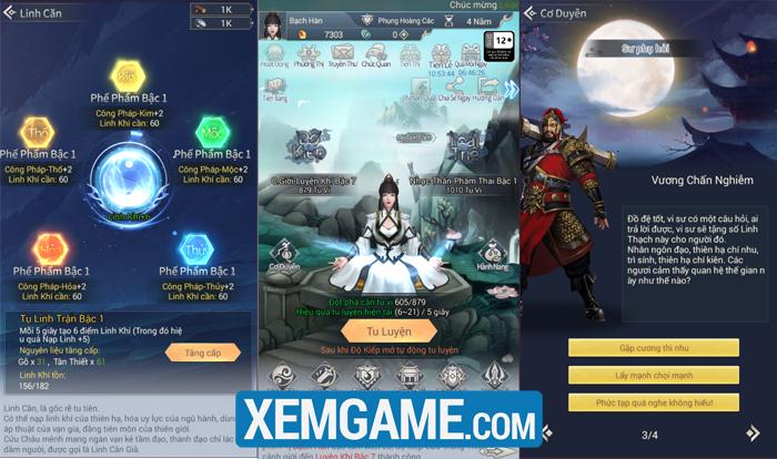 Mộng Huyễn Phi Tiên | XEMGAME.COM