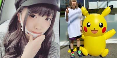 Ngược đời như hotgirl Nhật Bản: nổi tiếng vì chăm khoe mặt mộc kém sắc