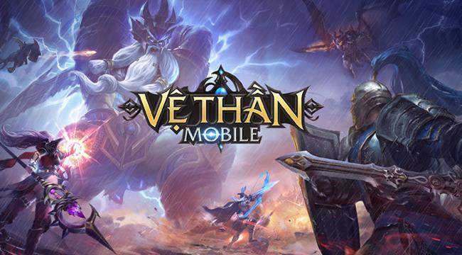 Vệ Thần Mobile – game nhập vai đậm chất phương Tây chuẩn bị ra mắt