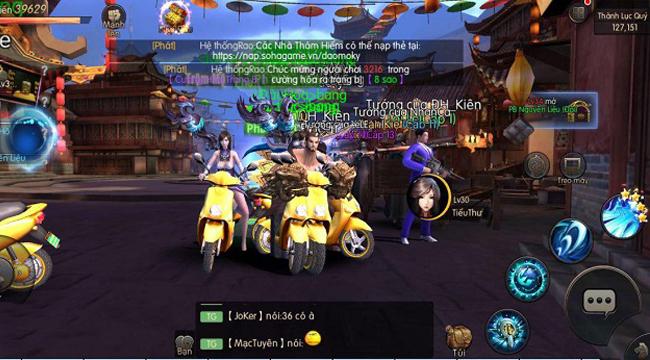 Hết thử nghiệm, game thủ Đạo Mộ Ký Mobile hẹn nhau chờ bản Open Beta