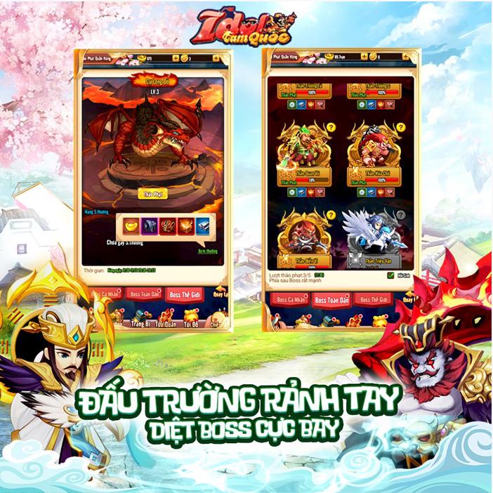 Idol Tam Quốc   XEMGAME.COM