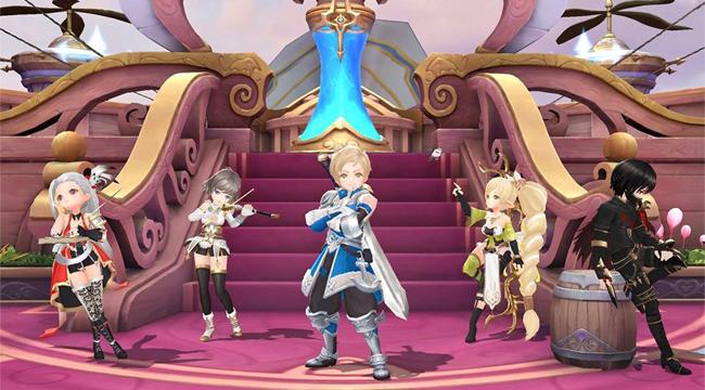 GTArcade mở đăng ký Light of Thel – MMORPG cho phép chuyển đổi tự do 5 nhân vật