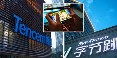 Công ty mẹ Tiktok ra mắt game di động cạnh tranh với Tencent