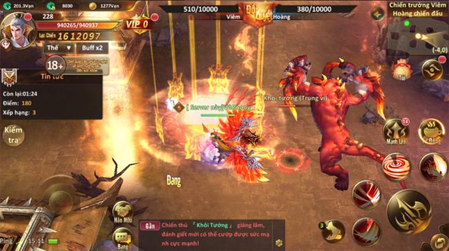 Tiên Ma Truyền Kỳ kế thừa và phát huy hơn nữa lối chơi từ VLTK Mobile