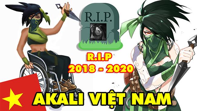 Boy One Champ Akali Việt Nam, lần cuối cùng chúng ta nhìn thấy cô nàng trong LMHT