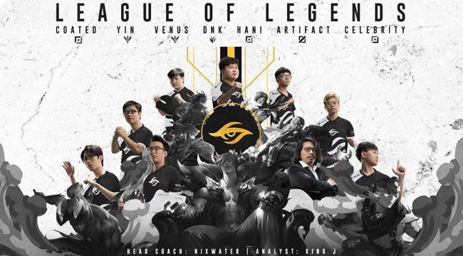 Liên Minh Huyền Thoại: Lowkey Esports chính thức đổi tên thành Team Secret từ tuần 3 VCS