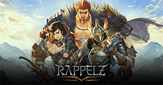 Rappelz M sẽ được Playpark phát hành sớm cho khu vực Đông Nam Á