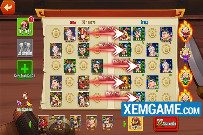 Anh Tào Bị Ca | XEMGAME.COM