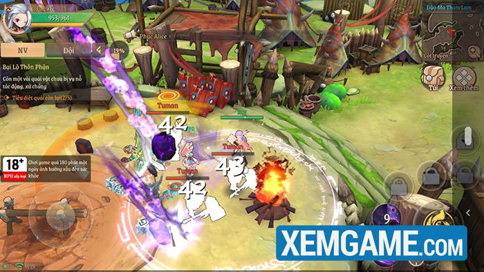 Light of Thel   XEMGAME.COM