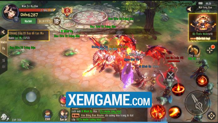 Long Kỷ Nguyên | XEMGAME.COM