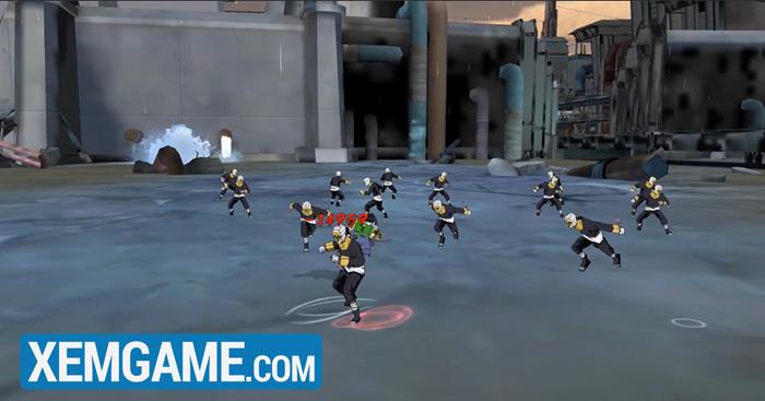 Nhẫn Giả Vô Song 3D | XEMGAME.COM