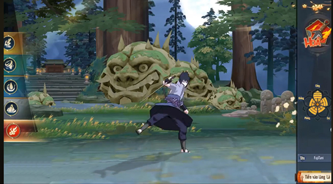 Nhẫn Giả Vô Song 3D – game chuẩn Naruto sắp ra mắt tại Việt Nam