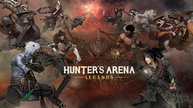 Tìm hiểu cơ chế phát triển nhân vật phức tạp của Hunter's Arena: Legends