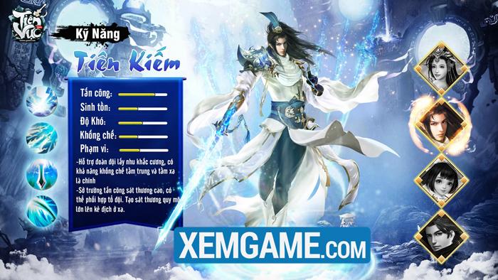 Tiên Vực Mobile | XEMGAME.COM