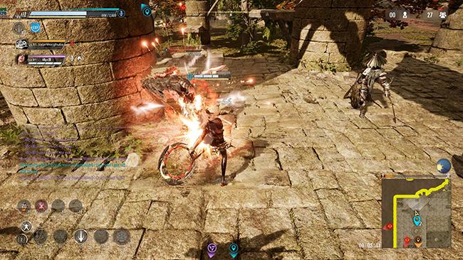 Trải nghiệm Hunter Arena's Legends : Khó chơi nhưng có sức hút riêng