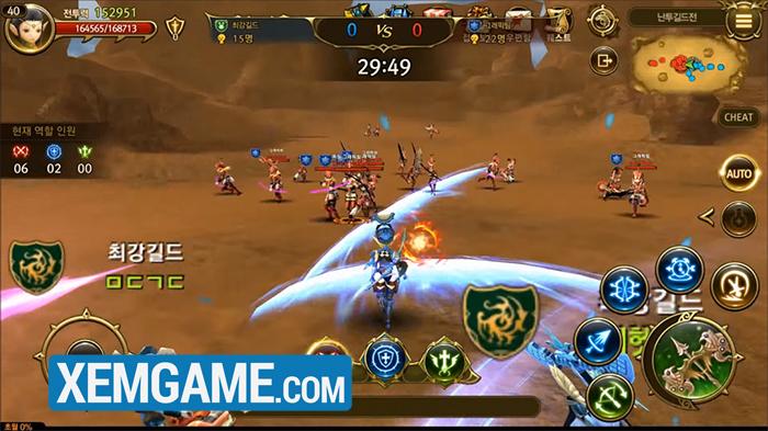 World of Dragon Nest | XEMGAME.COM