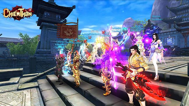 Chiến Thần 3D sắp được NPH Funtap phát hành tại Việt Nam