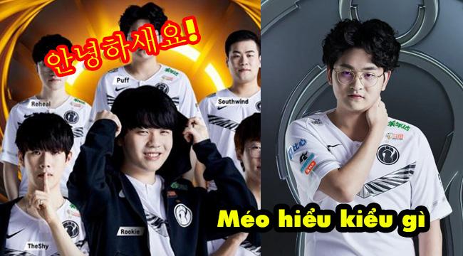 LMHT: Bi hài Invictus Gaming cấm chọn xài cả tiếng Hàn khiến đồng đội chả hiểu mô tê gì cả