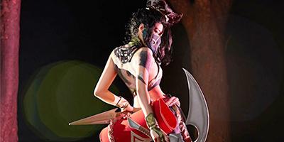 LMHT: Mê mẩn với thần thái sắc lạnh quật cường của cosplay Akali