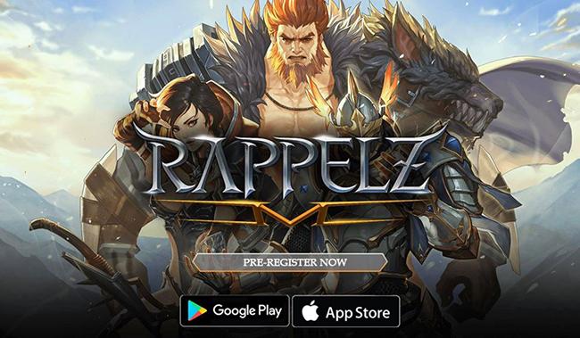 Rappelz M sẽ chính thức Open Beta vào ngày 31/3 sắp tới