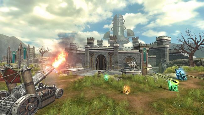 Công Thành Chiến – Tính năng mà mọi game thủ AxE: Alliance X Empire mong chờ ra mắt ngày 25/3