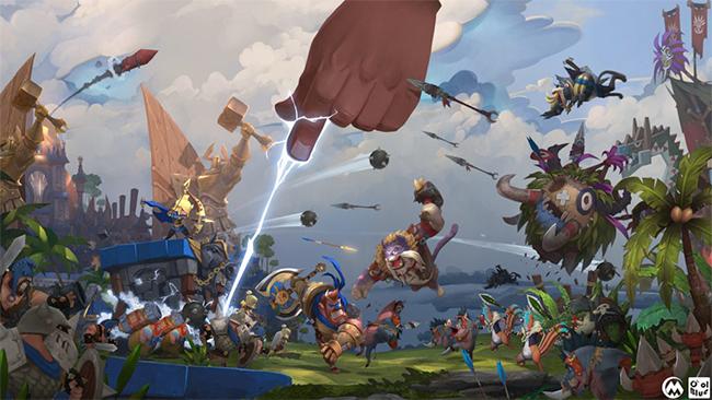 Lộ diện những hình ảnh Việt hóa của tựa game MINImax Tinyverse