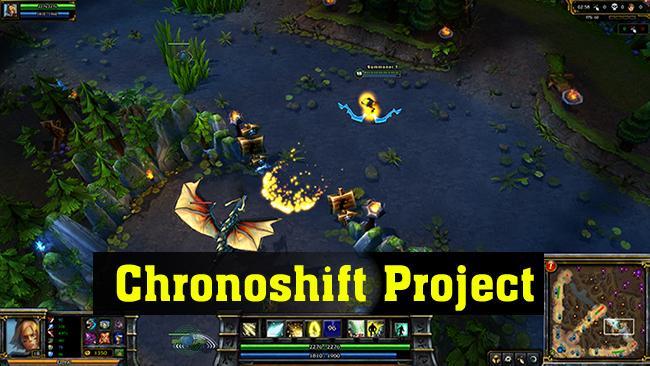 Xuất hiện dự án đi về quá khứ – Chronoshift, cho phép game thủ trải nghiệm LMHT thời sơ khai nhất