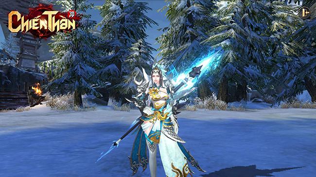 Chiến Thần 3D là siêu phẩm MMORPG xuất hiện trong quý 2 năm 2020