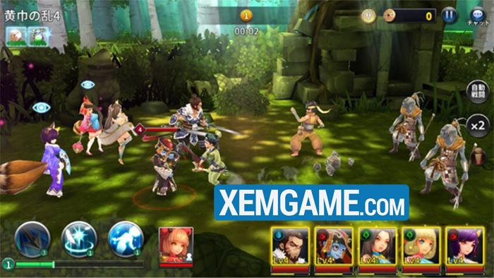 Loạn Thế Anh Hùng 3Q | XEMGAME.COM
