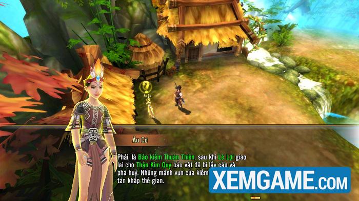 Thuận Thiên Kiếm Mobile | XEMGAME.COM