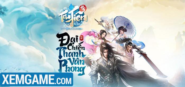 Tru Tiên H5   XEMGAME.COM