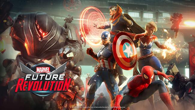Marvel Future Revolution – game mobile nhập vai thế giới mở lấy đề tài Marvel sắp ra mắt