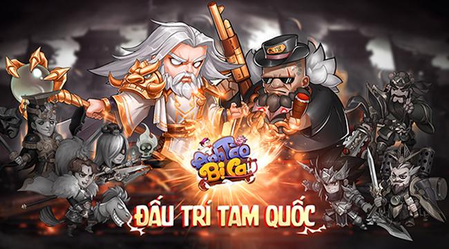 """Anh Tào Bị Ca – Game thẻ tướng """"độc lạ"""" của Funtap sắp trình làng"""