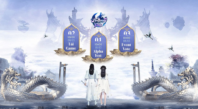 Âm Dương Kiếm Funtap – game tiên hiệp đặc sắc định ngày thử nghiệm chính thức
