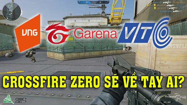 Liệu có nhà phát hành nào đủ tiềm lực để ra mắt Crossfire Zero tại VN ?