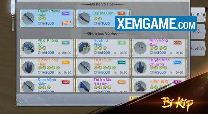 Nhất Mộng Giang Hồ   XEMGAME.COM