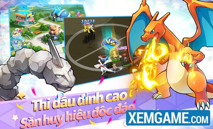 Poke Tối Thượng | XEMGAME.COM