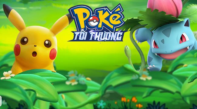 Poke Tối Thượng – game Pokémon 8 bit nhẹ nhàng sắp ra mắt Việt Nam