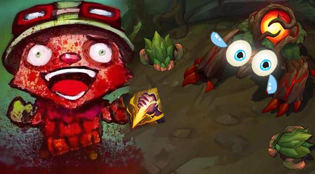 LMHT: Riot Games sẽ lôi Teemo và thêm 5 vị tướng khác vào đi rừng