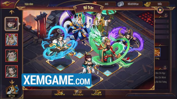 Thiên Long Tam Quốc | XEMGAME.COM