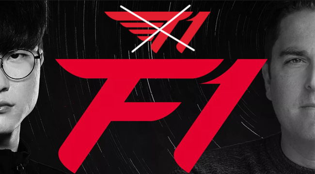"""LMHT: T1 đổi tên thành F1, Faker chính thức trở thành """"Trùm Cuối"""" của tổ chức Esports số 1 này"""