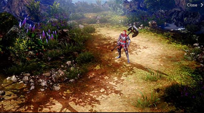 BLESS Mobile – MMORPG siêu phẩm đã chính thức hỗ trợ tiếng Anh