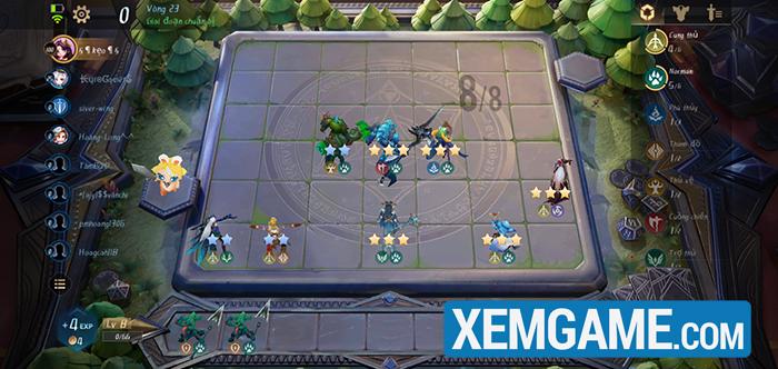 Cờ Liên Quân | XEMGAME.COM