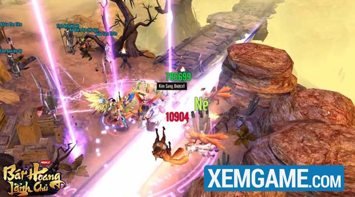 Bát Hoang Lãnh Chủ | XEMGAME.COM