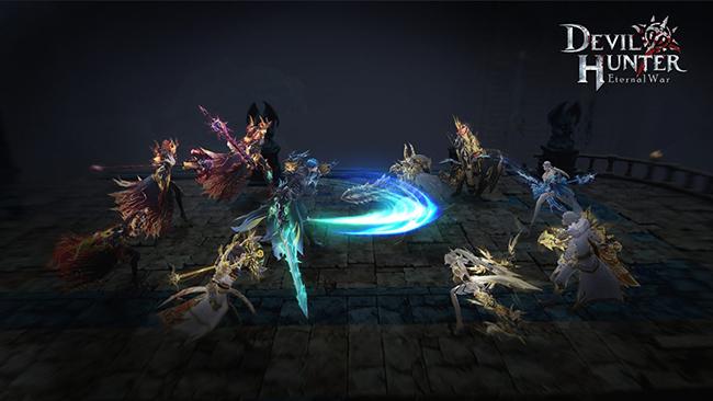 Devil Hunter: Eternal War sắp được VTC Mobile phát hành tại Việt Nam