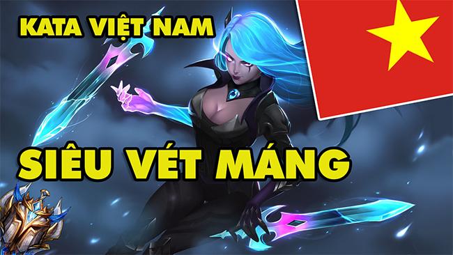 """BOY ONE CHAMP KATARINA Việt Nam – Cô gái vàng trong làng """"Vét Máng"""" xoay nữa xoay mãi"""