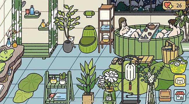 Adorable Home hồi sinh cực mạnh với phòng tắm uyên ương đầy lãng mạn