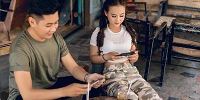 Bộ ảnh cưới cực chất của cặp đôi yêu nhau nhờ chạy bo trong PUBG Mobile